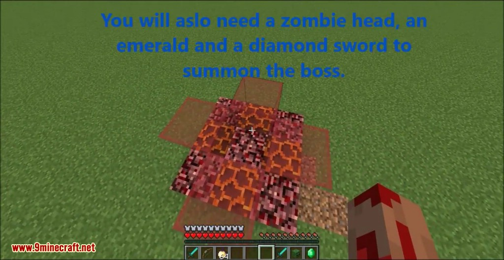 Fire Lord Boss Command Block Screenshots 2