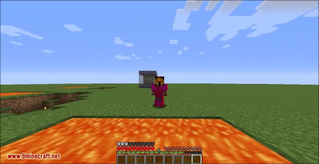 Fire Lord Boss Command Block Screenshots 23
