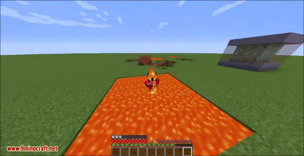 Fire Lord Boss Command Block Screenshots 24