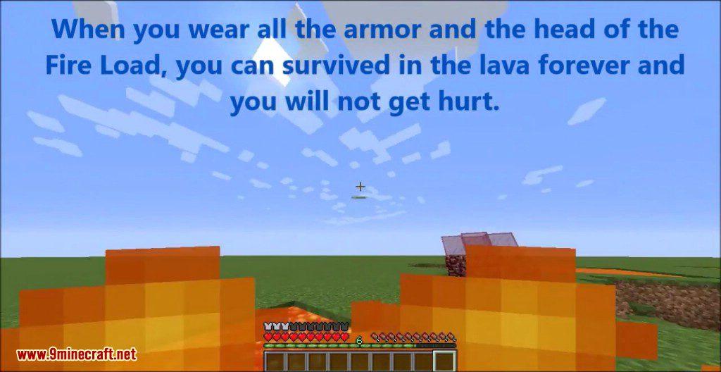 Fire Lord Boss Command Block Screenshots 25