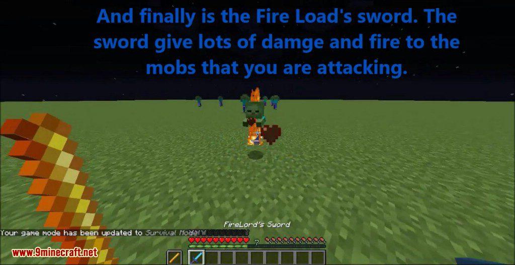 Fire Lord Boss Command Block Screenshots 27