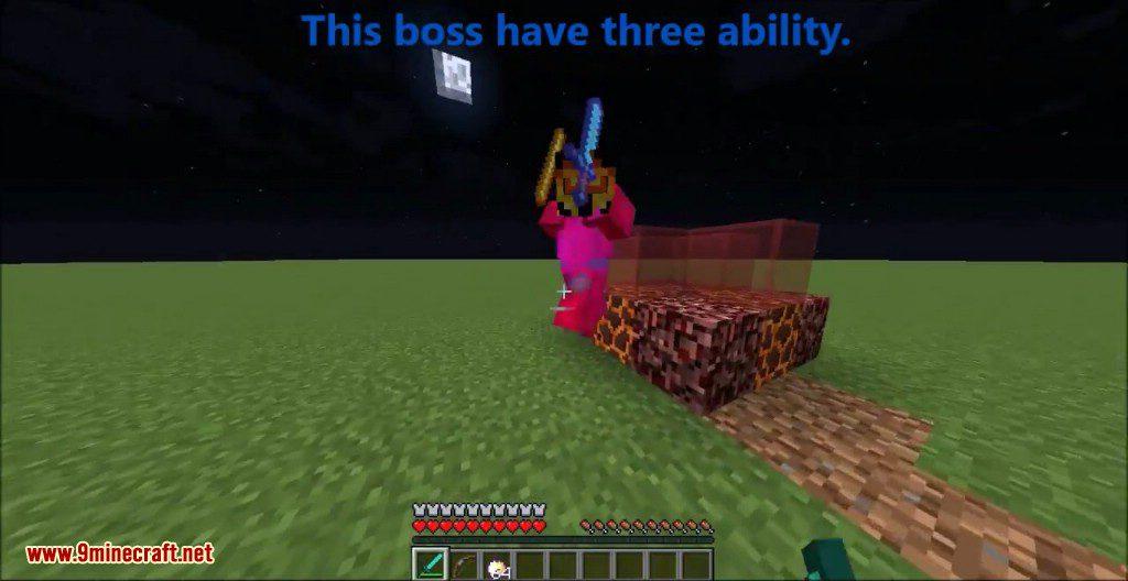 Fire Lord Boss Command Block Screenshots 5