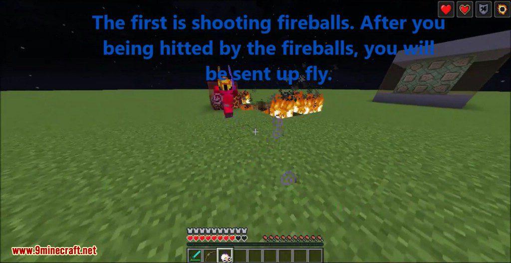 Fire Lord Boss Command Block Screenshots 7