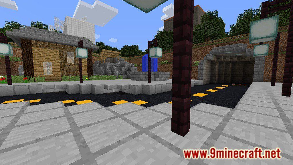 Four Black Walls Map Screenshots 4