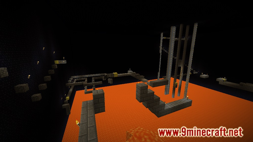 Futon Parkour Rebuilt Map Screenshots 3