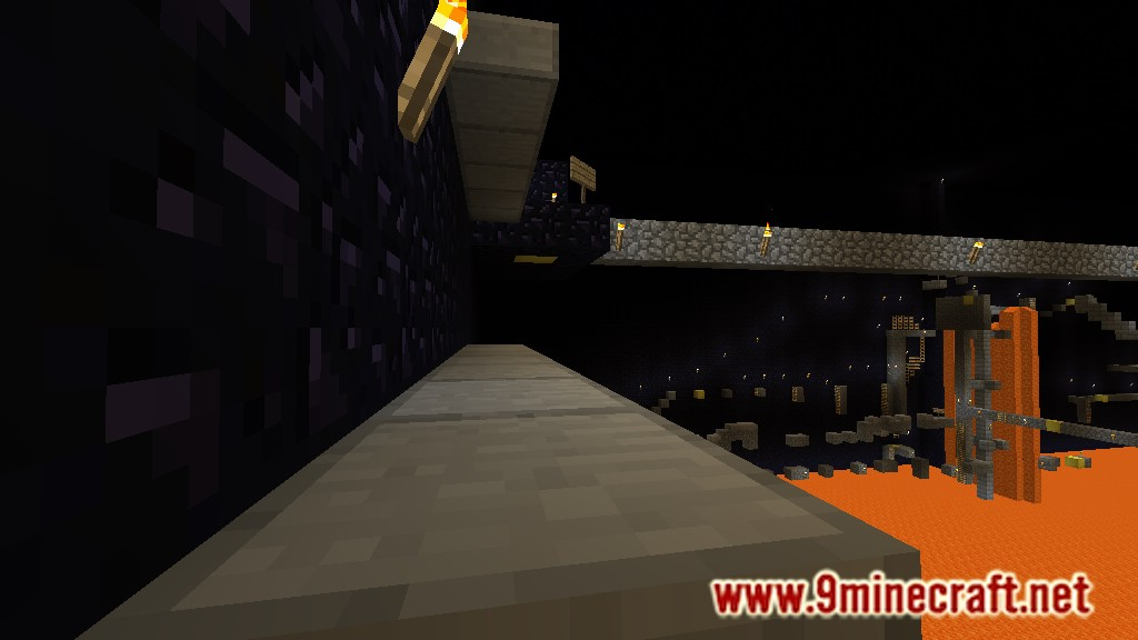 Futon Parkour Rebuilt Map Screenshots 6