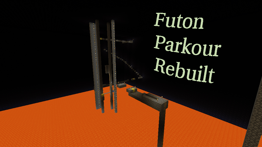Futon Parkour Rebuilt Map Thumbnail