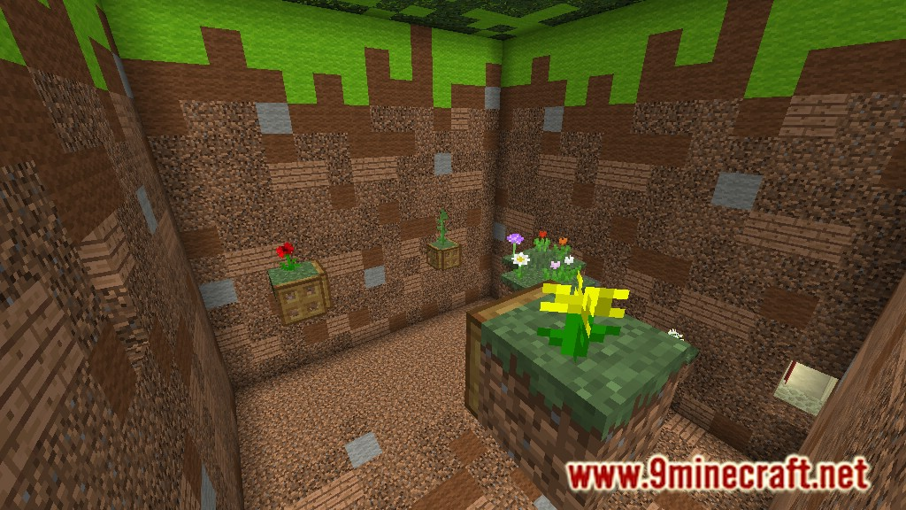 Giant Blocks Tunnel Map Screenshots 3