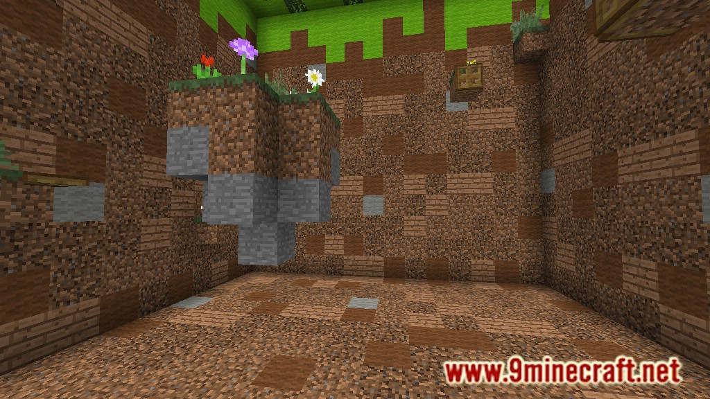 Giant Blocks Tunnel Map Screenshots 4