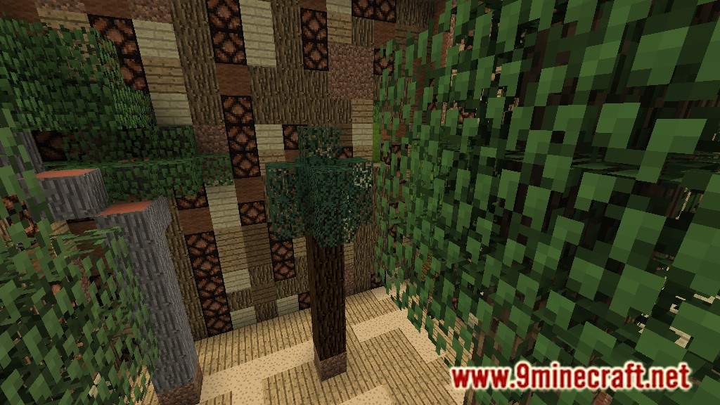 Giant Blocks Tunnel Map Screenshots 9