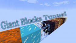 Giant Blocks Tunnel Map Thumbnail