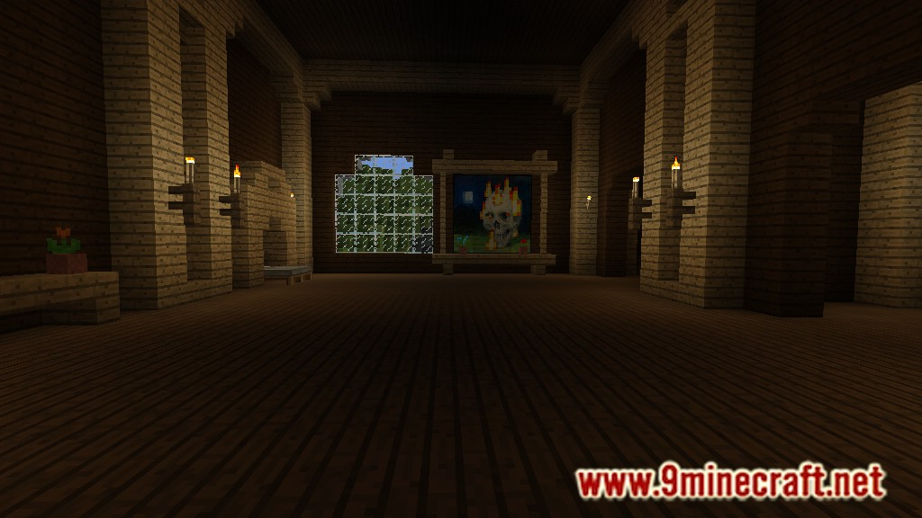 House Of Secrets Map Screenshots 9