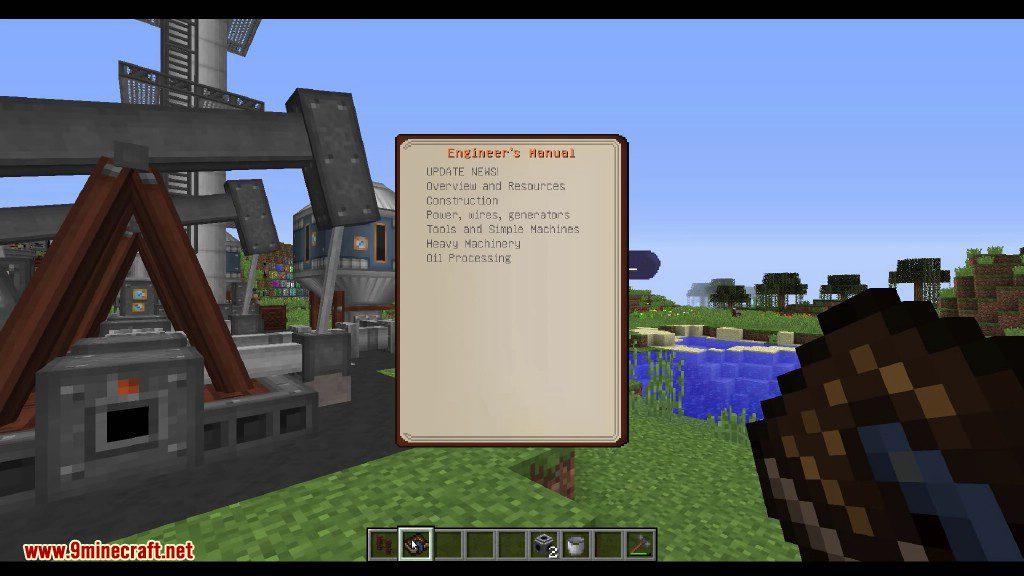 Immersive Petroleum Mod Screenshots 10