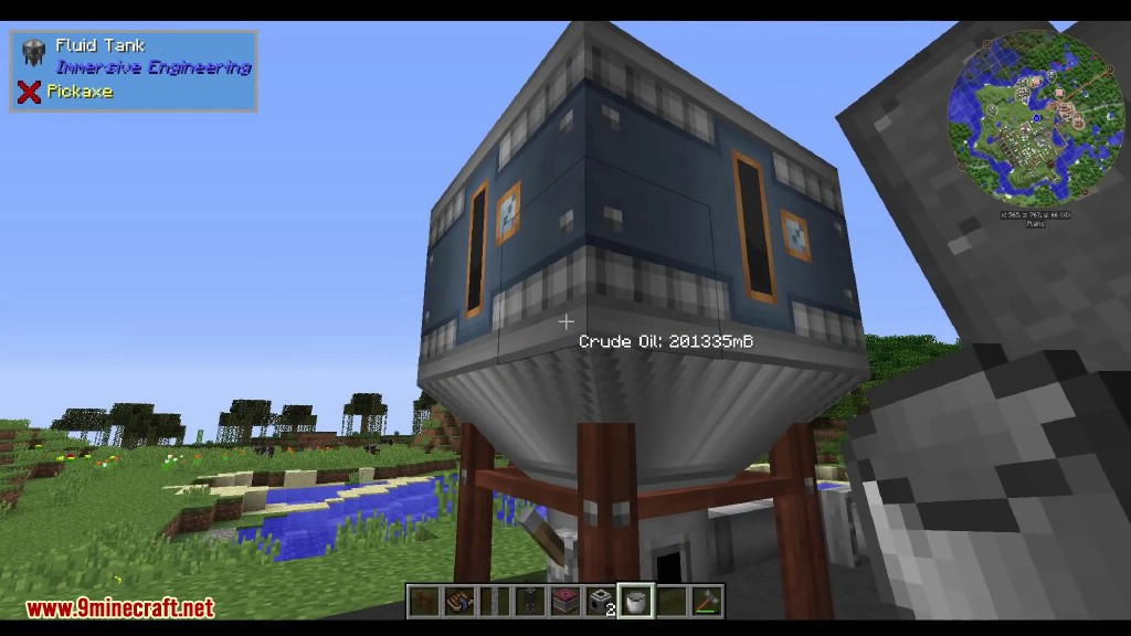 Immersive Petroleum Mod Screenshots 12