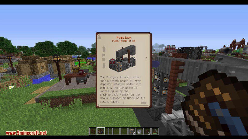 Immersive Petroleum Mod Screenshots 14