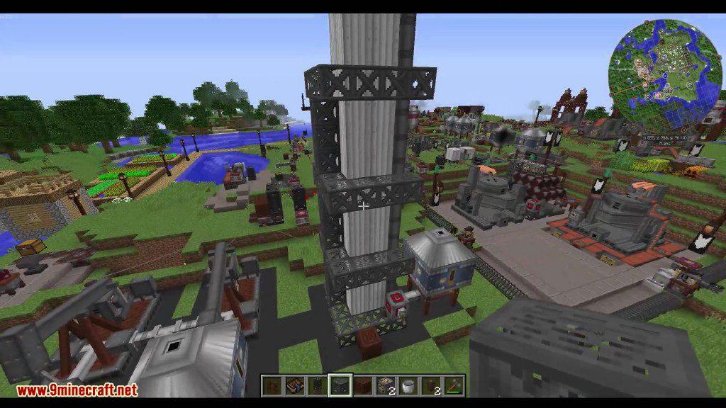 Immersive Petroleum Mod Screenshots 16