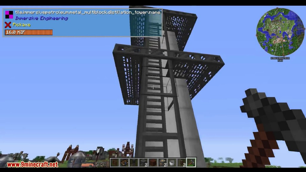 Immersive Petroleum Mod Screenshots 17