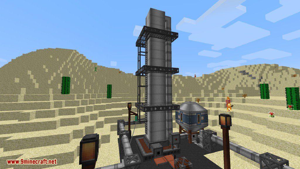 Immersive Petroleum Mod Screenshots 2