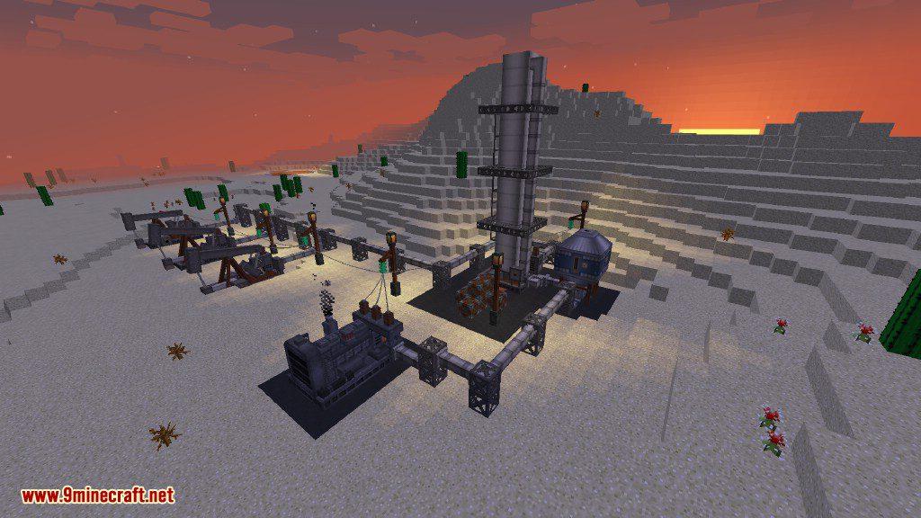 Immersive Petroleum Mod Screenshots 3