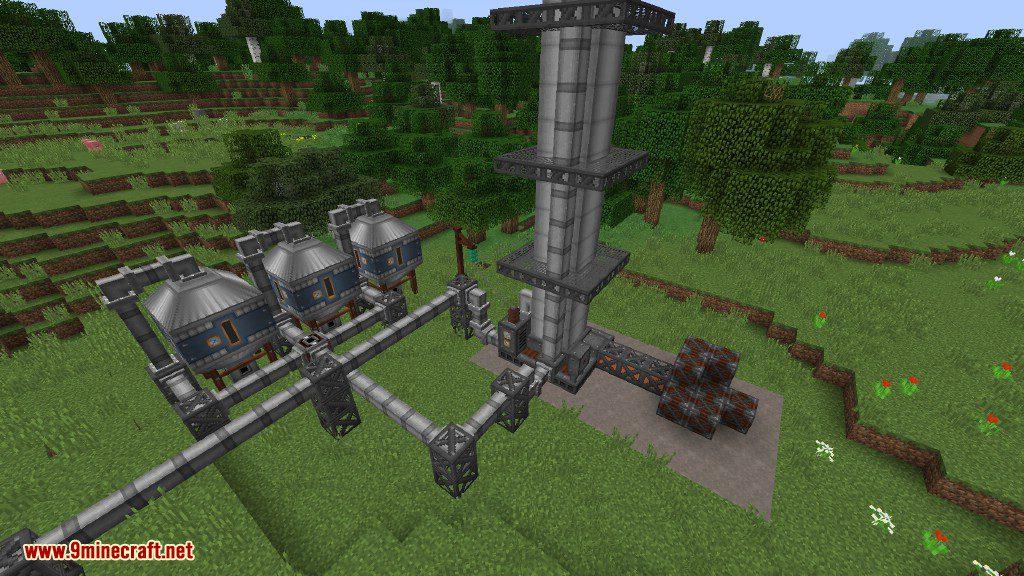 Immersive Petroleum Mod Screenshots 7
