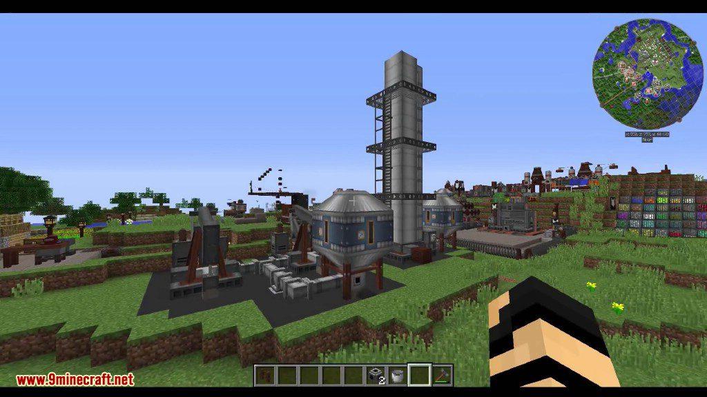 Immersive Petroleum Mod Screenshots 8
