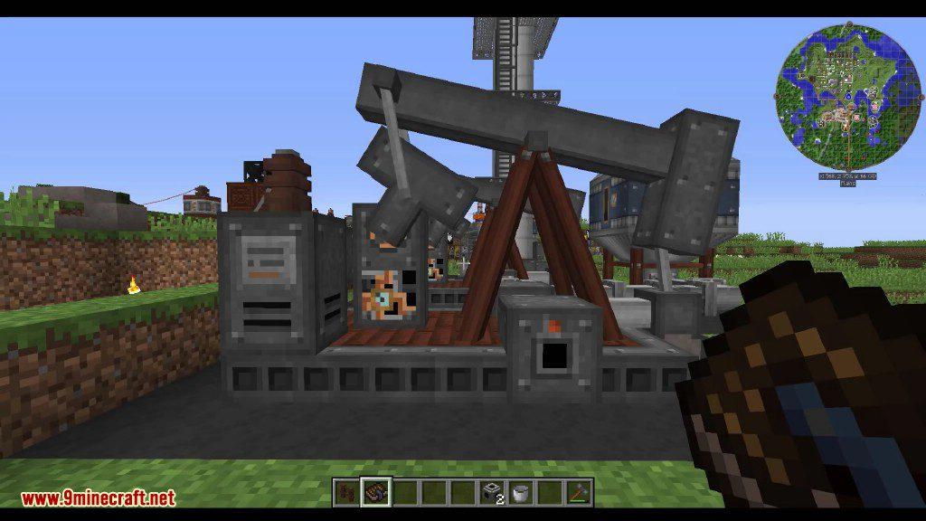 Immersive Petroleum Mod Screenshots 9