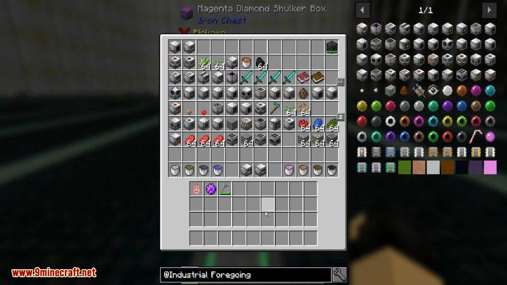 Industrial Foregoing Mod Screenshots 1