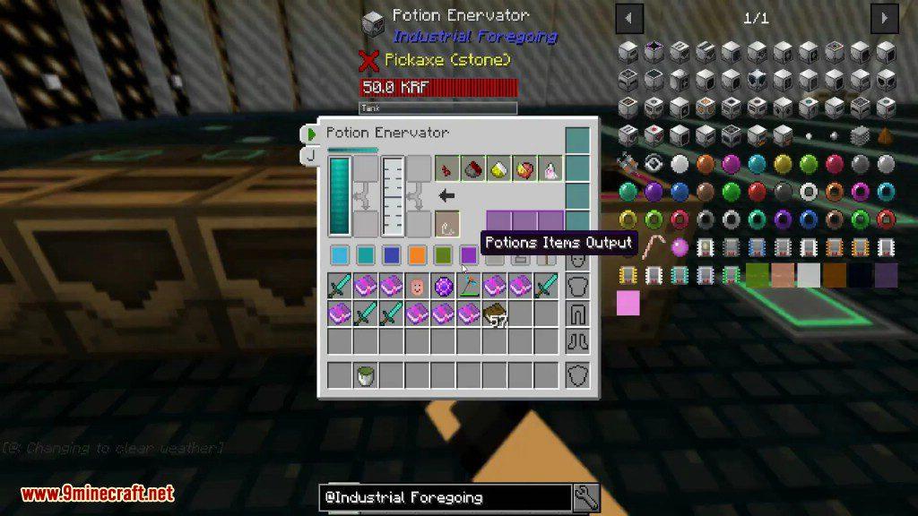 Industrial Foregoing Mod Screenshots 12