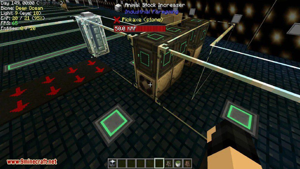 Industrial Foregoing Mod Screenshots 14