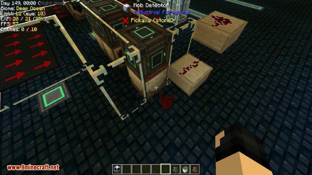 Industrial Foregoing Mod Screenshots 15
