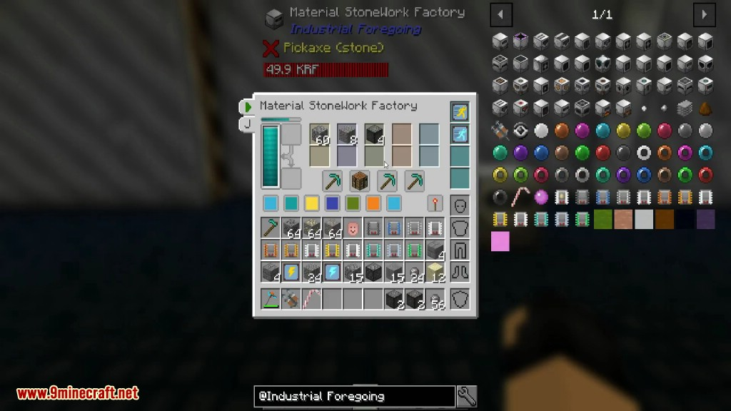 Industrial Foregoing Mod Screenshots 33