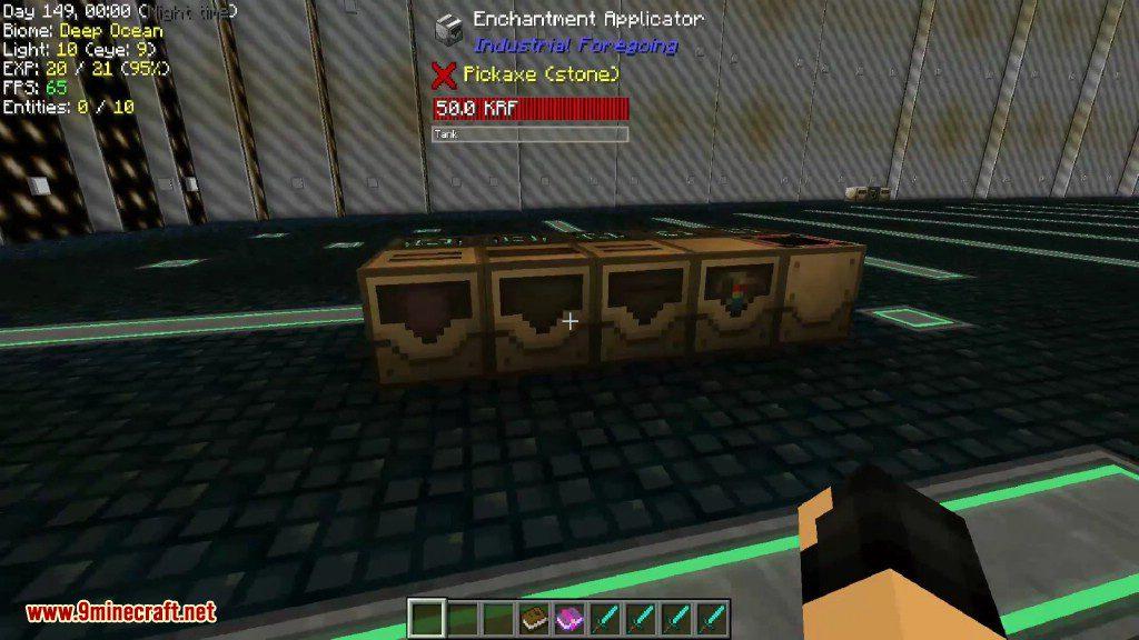 Industrial Foregoing Mod Screenshots 8