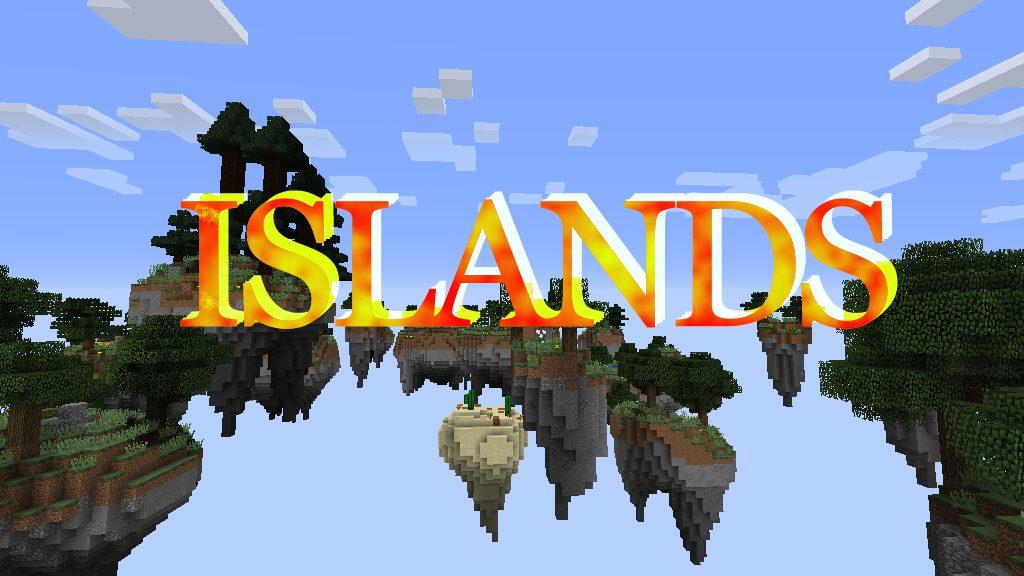 Islands Map Thumbnail