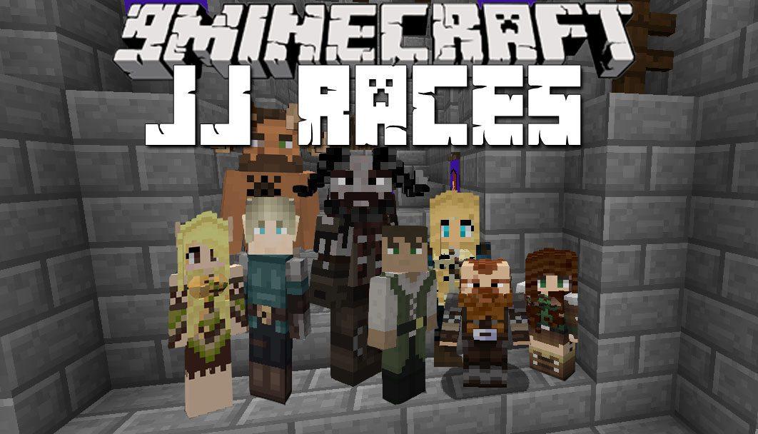 JJ Races Mod