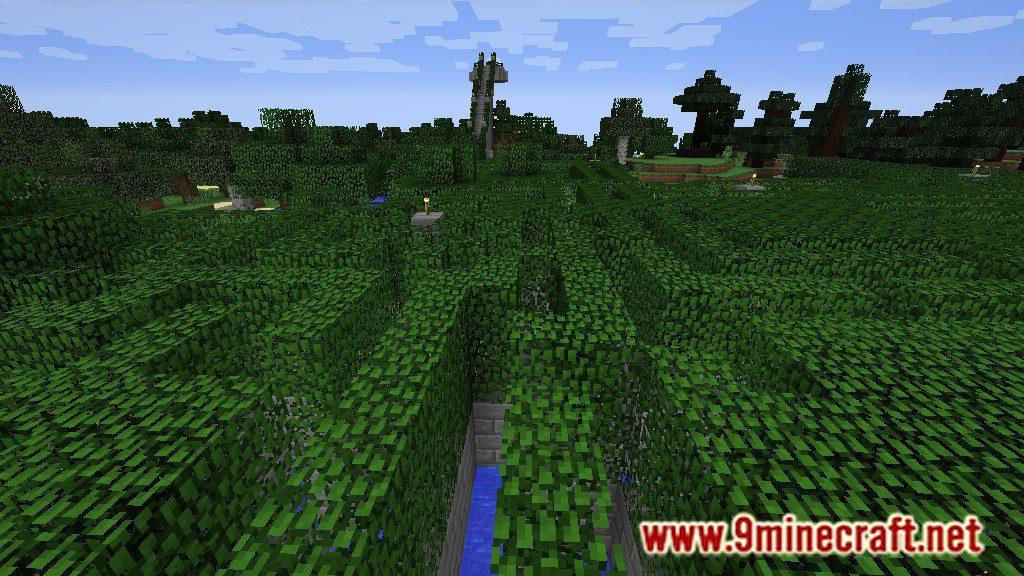 Living Maze Map Screenshots 1