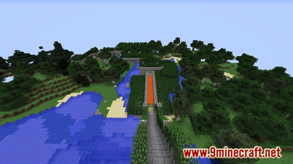 Living Maze Map Screenshots 3