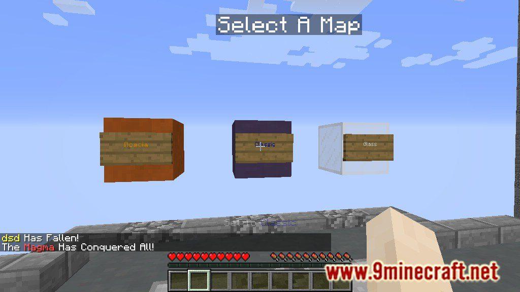 Magma Runner Reloaded Map Screenshots 10
