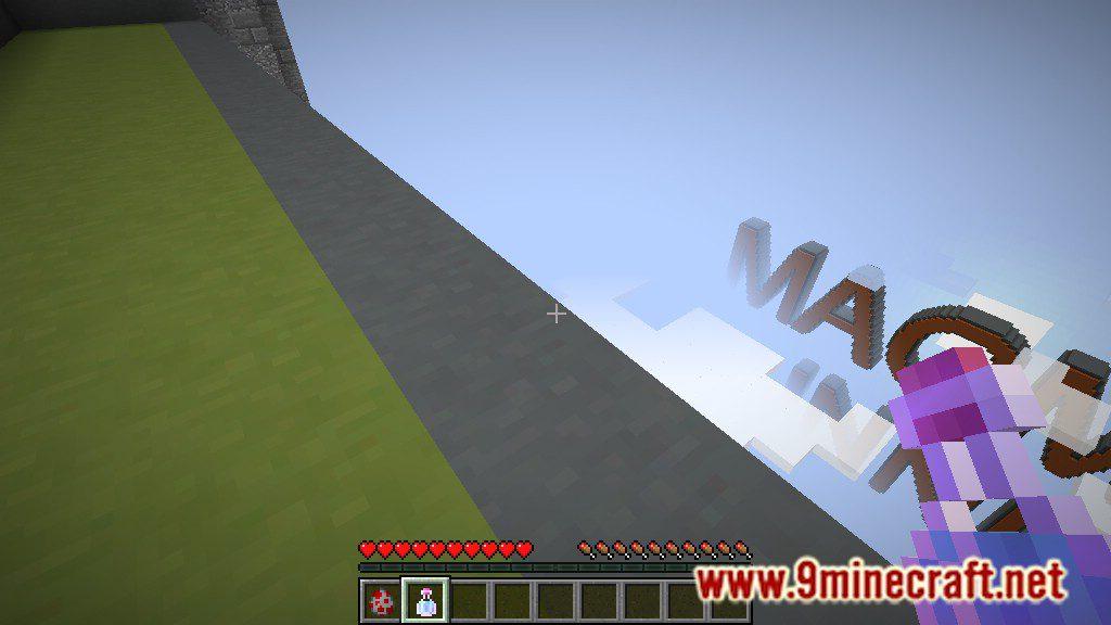 Magma Runner Reloaded Map Screenshots 2
