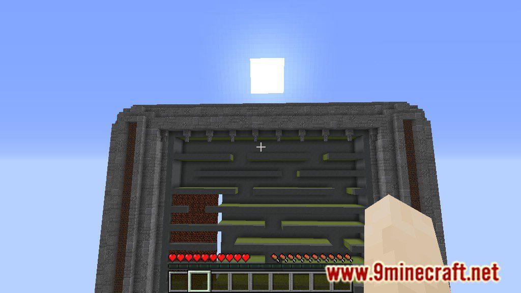 Magma Runner Reloaded Map Screenshots 4