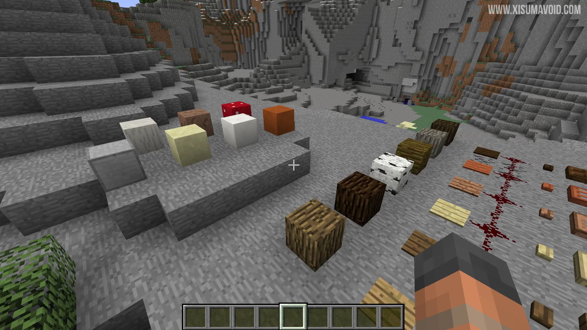 Minecraft 1.13 Snapshot 17w47a Screenshots 1