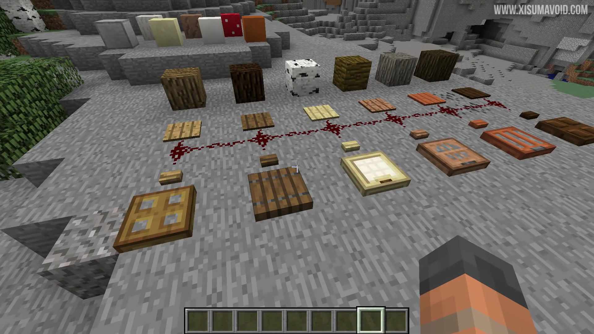 Minecraft 1.13 Snapshot 17w47a Screenshots 3