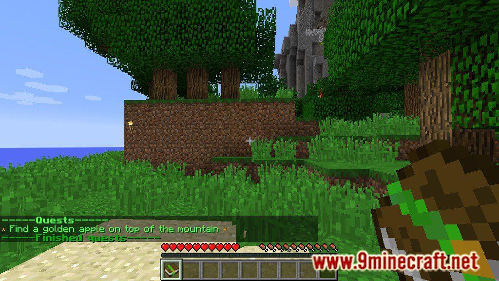 Mountain Island Map Screenshots 2