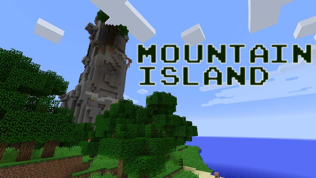 Mountain Island Map Thumbnail