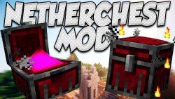 Nether Chest Mod Logo
