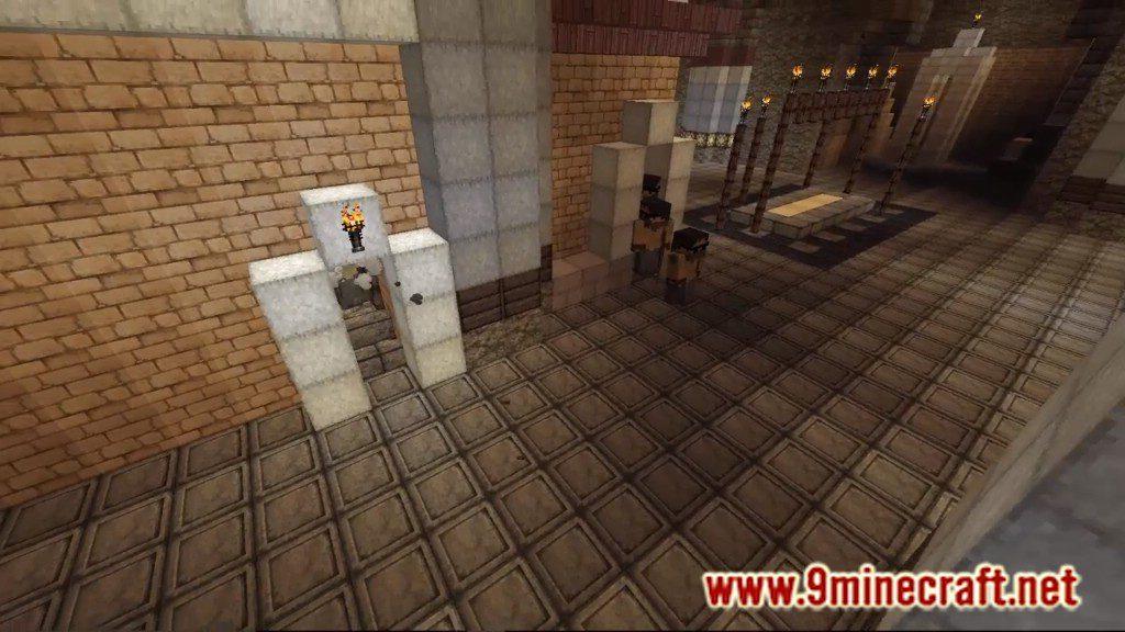 Operation Lion's Gate Map Screenshots 02