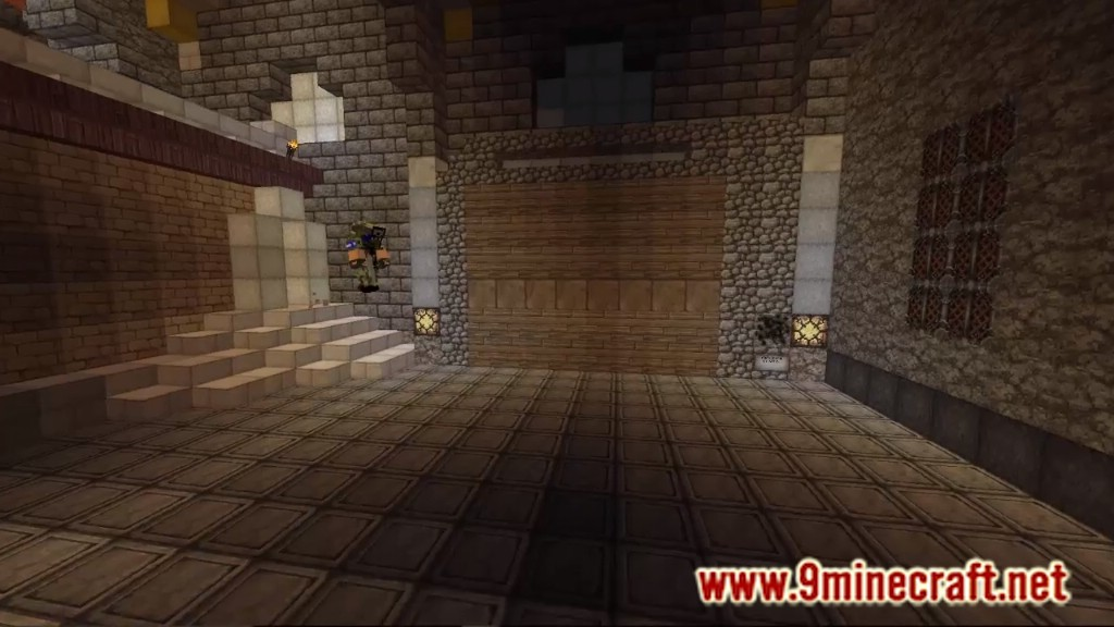 It Begins Minecraft Adventure Map The Last Of Us Part The Last - The last of us minecraft map