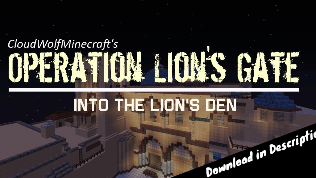 Opertaion Lion's Gate Map Thumbnail