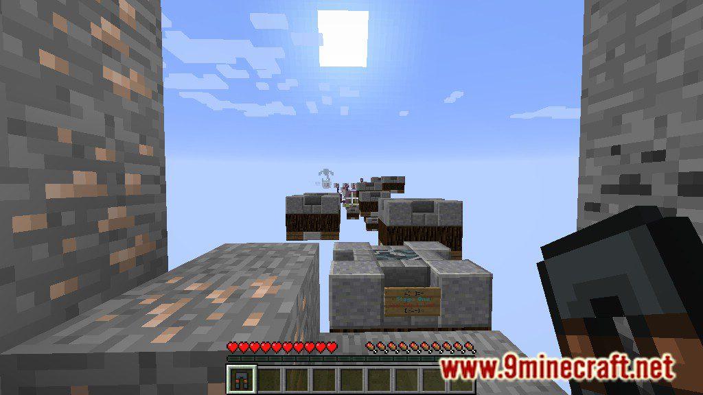 Pad Parkour Map Screenshots 01