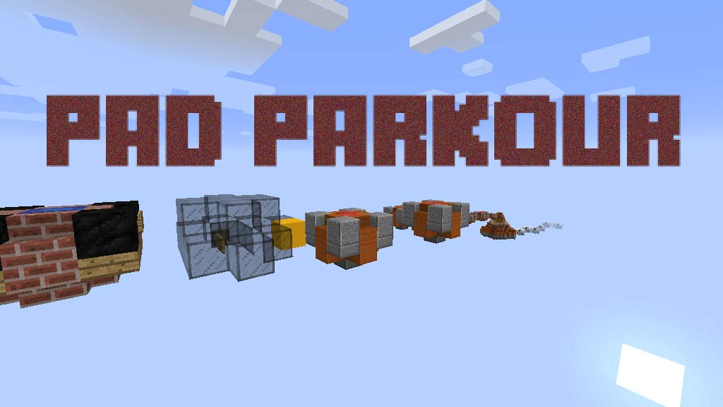 Pad Parkour Map Thumbnail