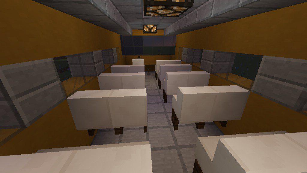 Parkour Highschool Map Screenshots 10